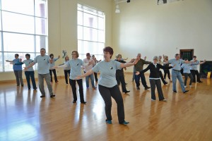 Tai Chi Port Hawkesbury @ Port Hawkesbury Civic Center Dance Studio