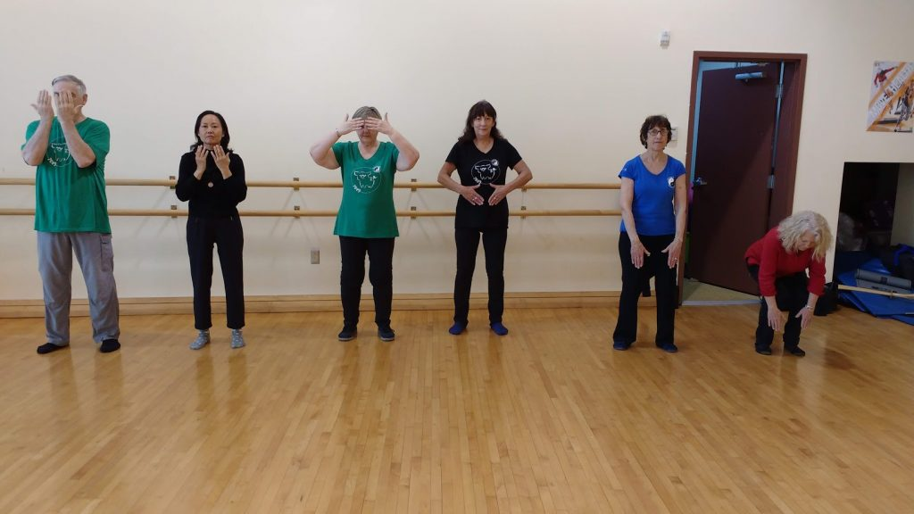 World Tai Chi and Qi Gong Day!