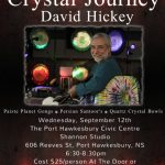 David Hickey in Port Hawkesbury @ Port Hawkesbury Civic Center Shannon Studio | Port Hawkesbury | Nova Scotia | Canada