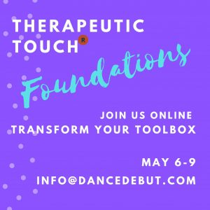 Therapeutic Touch Foundations @ ONLINE